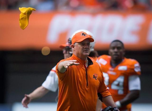 CFL head coaches will now be allowed to make two challenges per contest