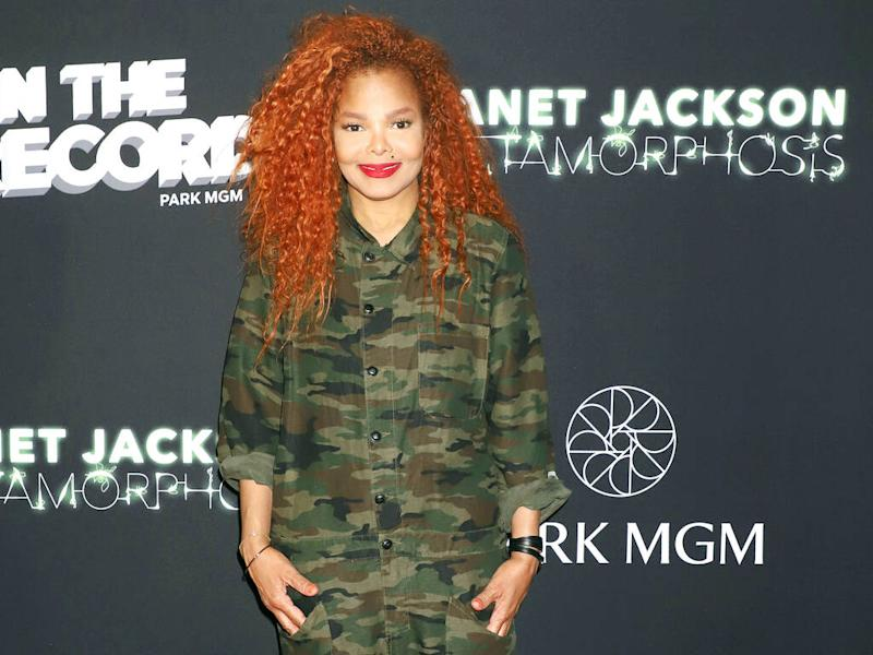 Janet Jackson gushes over 'incredibly musical' son