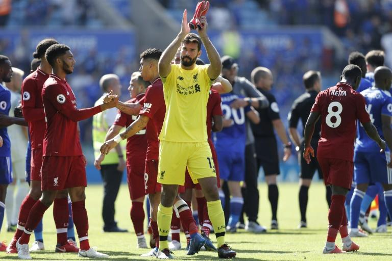 Alisson Becker's blunder nearly cost Liverpool at Leicester
