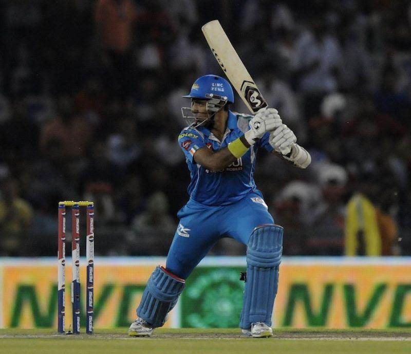 Robin Uthappa had kept the wickets for Pune Warriors India in IPL