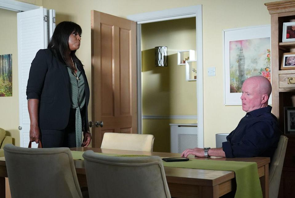 <p>Can Phil regain control of the situation after being caught out?</p>