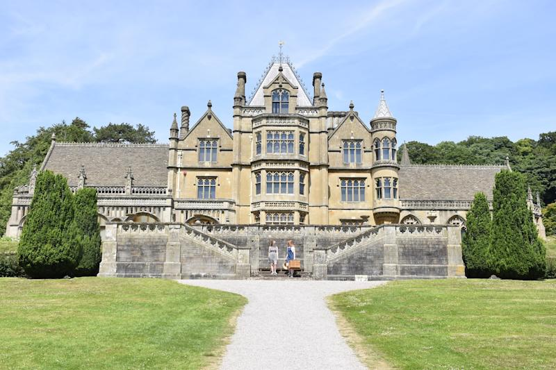 Victorian-Gothic mansion Tyntesfield is well worth a visit [Photo: National Trust]
