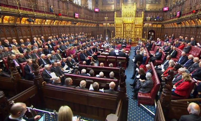 The House of Lords amendments will probably be defeated.