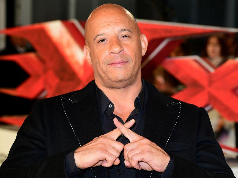 Vin Diesel beat his Fast And Furious co-star Dwayne Johnson to be named this year's top grossing actor: PA