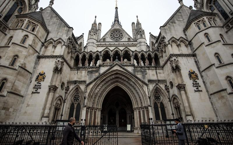 Mrs Justice Parker is the second longest-serving judge in the Family Division of the High Court - Getty Images