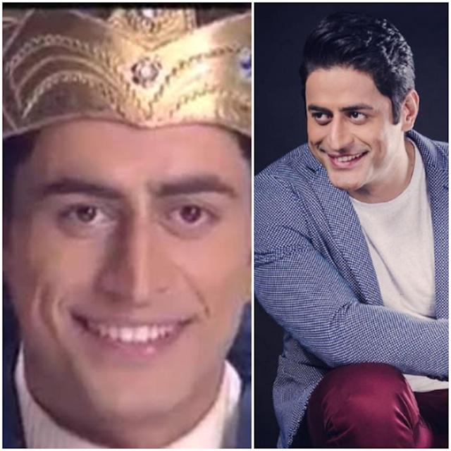 After playing a brief part in <em>Meher</em>, Mohit Raina was seen as 'Vikrant' in <em>Antariksh - Ek Amar Katha. H</em>e marked his Bollywood debut essaying Major Karan Kashyap in <em>Uri: The Surgical Strike </em>last year, and the changeover has been unbelievable. The actor has beefed up and gotten rid of his extremely slim looks. We love!