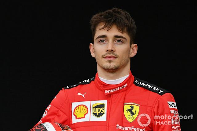 "Charles Leclerc, Ferrari <span class=""copyright"">Mark Sutton / Motorsport Images</span>"