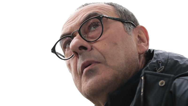 Sarri as fearless as a F1 driver over Juventus future