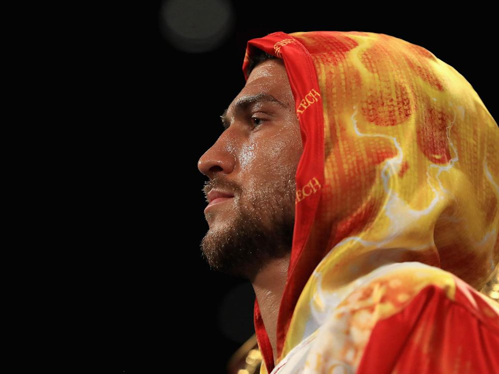 Lomachenko has been tipped to beat Rigondeaux in Saturday's fight: Getty