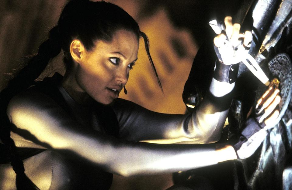 "<p>Yeah, all those things we just said about Jolie still stand in <em>Lara Croft Tomb Raider: The Cradle of Life</em>, the sequel to the 2001 film. The film was her last appearance in the role of Croft, and it's a shame—she completely embodies classic video game heroine. </p> <p><a href=""https://www.amazon.com/gp/video/detail/amzn1.dv.gti.2ea9f74b-1742-1730-e028-7b8fb7da6c1f?autoplay=1"" rel=""nofollow noopener"" target=""_blank"" data-ylk=""slk:Available to rent on Amazon Prime"" class=""link rapid-noclick-resp""><em>Available to rent on Amazon Prime</em></a></p>"