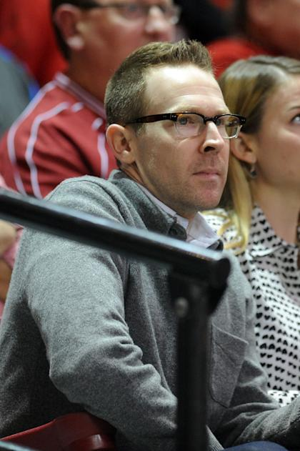 Thunder GM Sam Presti is opposed to the proposed lottery changes. (USA Today)