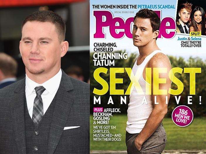 channing tatum people sexiest man