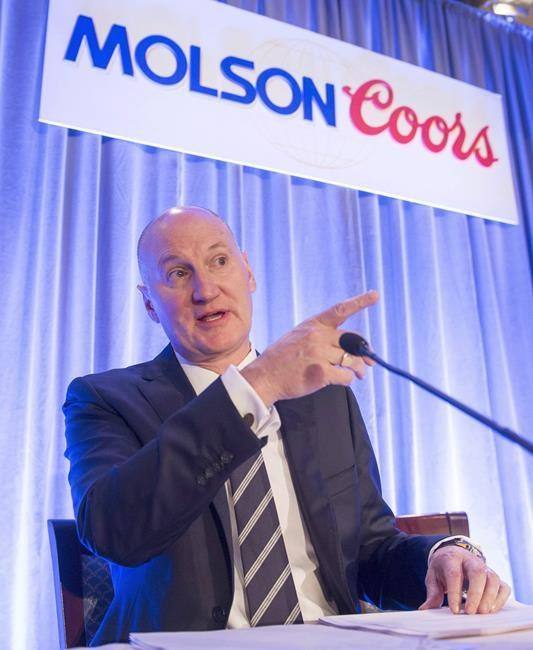 New Molson Coors CEO to address flat beer market by competing in spiked seltzers