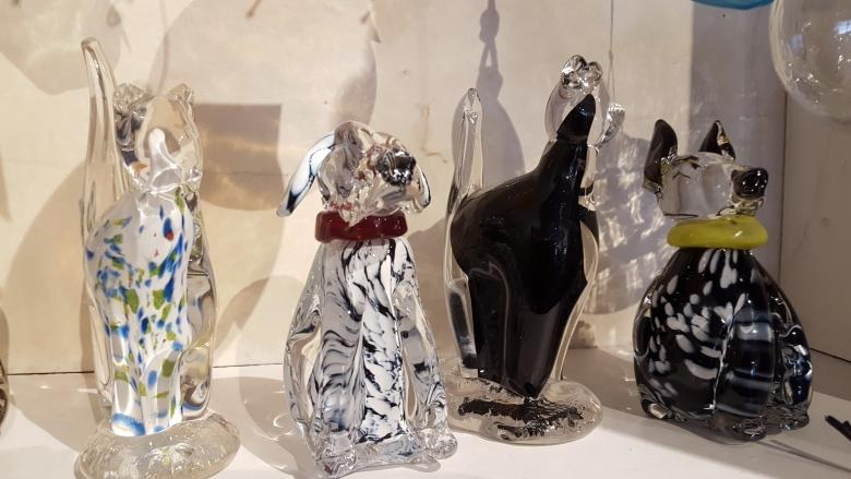 Ashes to glass: a Yukon studio's colourful way with cremated remains