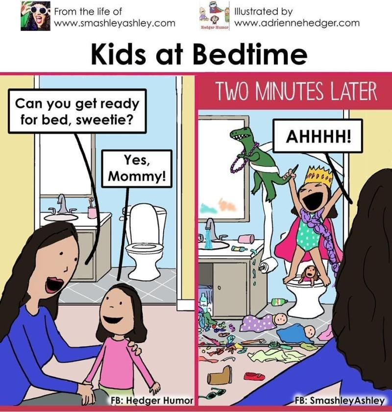 (Hedger Humor with Smashley Ashley)