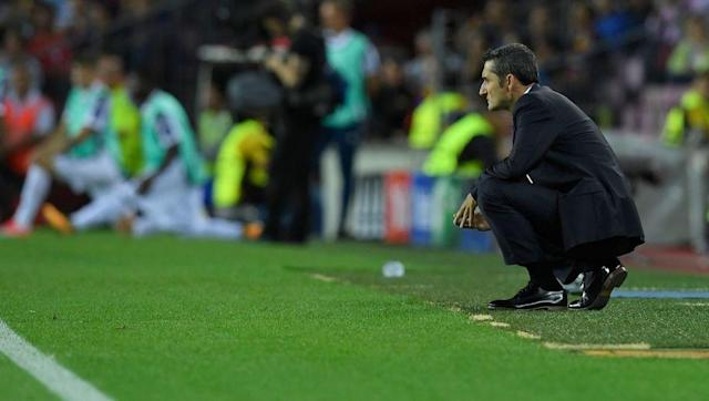 <p>It's early days yet, but a comparison can already be drawn between last season's Barcelona and the Barcelona under Ernesto Valverde. </p> <br><p>The La Liga giants failed to score against Juventus twice last campaign, losing 3-0 in Turin and only managing a 0-0 draw at the Camp Nou which culminated in the Catalans Champions League semi-final exit. </p> <br><p>However, on Tuesday evening Barcelona had no trouble breaking down Juventus' usually formidable defence, Valverde would have been delighted to see his team fire three goals past the Old Lady but even more excited by the quality of Barcelona's entire performance. </p>