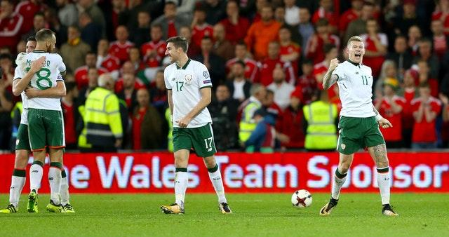 Ireland's victory in Wales three years ago was their last significant away win