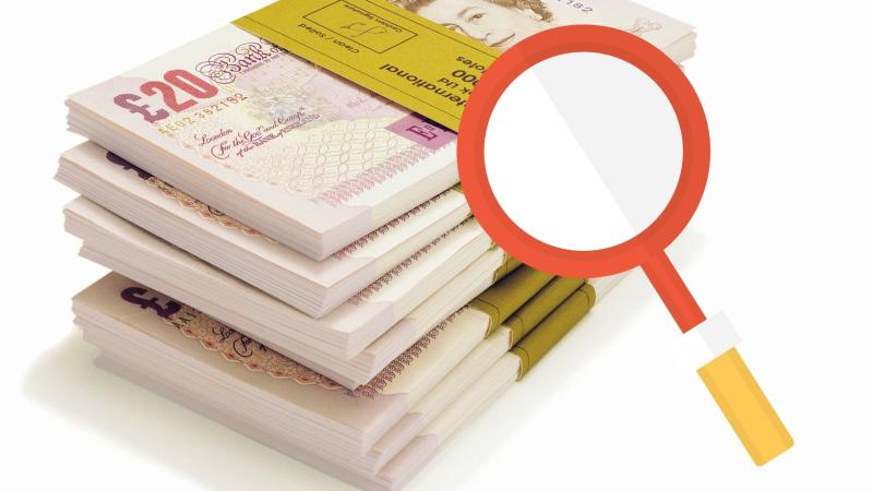 Solved! The mystery behind bundles of cash has a conclusion. Image: Getty