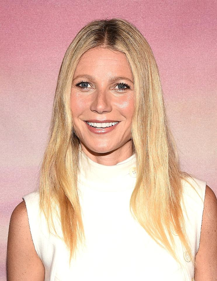 """<p>Paltrow and Murphy go way back - she appeared in multiple episodes of <strong>Glee</strong> and <a href=""""https://www.popsugar.com/celebrity/Gwyneth-Paltrow-Brad-Falchuk-Engagement-Party-Pictures-44748016"""" class=""""ga-track"""" data-ga-category=""""Related"""" data-ga-label=""""https://www.popsugar.com/celebrity/Gwyneth-Paltrow-Brad-Falchuk-Engagement-Party-Pictures-44748016"""" data-ga-action=""""In-Line Links"""">married Murphy's production partner Brad Falchuk</a> - so teaming up with him again makes total sense. Judging from the first season's photos, she appears to be playing Platt's character's mother.</p>"""