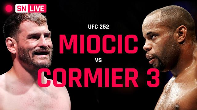 Ufc 252 Results Stipe Miocic Finishes Daniel Cormier With Unanimous Decision