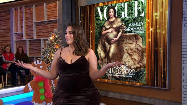 VIDEO: Vogue's latest issue features Ashley Graham (ABCNews.com)