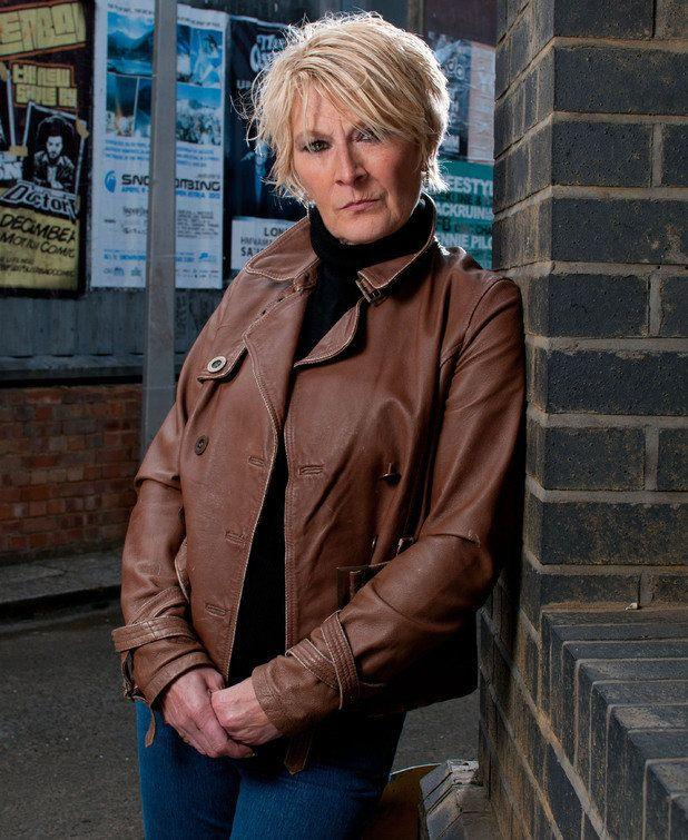 If she's good enough for ummm, Phil Mitchell, then she's good enough for us.