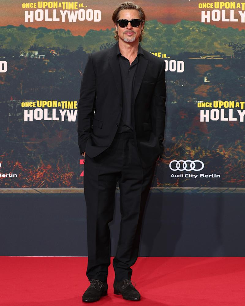 We'll stop crowning Brad Pitt #BigFitoftheDay when he stops wearing absolutely enormous fits.