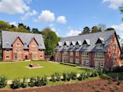 """<p>Located a short stroll from short walk from the elegant <a href=""""https://go.redirectingat.com?id=127X1599956&url=https%3A%2F%2Fwww.booking.com%2Fhotel%2Fgb%2Frockliffe-hall.en-gb.html%3Faid%3D2070929%26label%3Dhotels-with-cottages&sref=https%3A%2F%2Fwww.redonline.co.uk%2Ftravel%2Finspiration%2Fg35649846%2Fhotels-with-cottages%2F"""" rel=""""nofollow noopener"""" target=""""_blank"""" data-ylk=""""slk:Rockliffe Hall Hotel"""" class=""""link rapid-noclick-resp"""">Rockliffe Hall Hotel</a>, near Darlington, Armstrong House's <a href=""""https://go.redirectingat.com?id=127X1599956&url=https%3A%2F%2Fwww.booking.com%2Fhotel%2Fgb%2Frockliffe-hall.en-gb.html%23room_18003612&sref=https%3A%2F%2Fwww.redonline.co.uk%2Ftravel%2Finspiration%2Fg35649846%2Fhotels-with-cottages%2F"""" rel=""""nofollow noopener"""" target=""""_blank"""" data-ylk=""""slk:one"""" class=""""link rapid-noclick-resp"""">one</a> and <a href=""""https://go.redirectingat.com?id=127X1599956&url=https%3A%2F%2Fwww.booking.com%2Fhotel%2Fgb%2Frockliffe-hall.en-gb.html%23room_18003611&sref=https%3A%2F%2Fwww.redonline.co.uk%2Ftravel%2Finspiration%2Fg35649846%2Fhotels-with-cottages%2F"""" rel=""""nofollow noopener"""" target=""""_blank"""" data-ylk=""""slk:two-bedroom"""" class=""""link rapid-noclick-resp"""">two-bedroom</a> Apartments afford a serene location, surrounded by woodland. </p><p>All of the apartments have separate living and dining areas, as well as a modern kitchen area. The one-bedroom apartment suites on the second floor have beautiful views over the pond and gardens.</p><p>From April 12th, Rockliffe Hall's spa will be open to apartment guests and you can breakfast, lunch and dinner hampers delivered to your apartment, as well as afternoon tea hampers for you to enjoy a picnic in the 365-acre estate.</p><p><a class=""""link rapid-noclick-resp"""" href=""""https://go.redirectingat.com?id=127X1599956&url=https%3A%2F%2Fwww.booking.com%2Fhotel%2Fgb%2Frockliffe-hall.en-gb.html%3Faid%3D2070929%26label%3Dhotels-with-cottages&sref=https%3A%2F%2Fwww.redonline.co.uk%2Ftravel%2Finspiration%2Fg35649846%"""