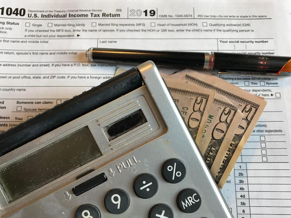 The 2020 tax season kicks off Jan. 27 when the IRS will first begin processing e-filed tax returns. But tax scams are already up and running.