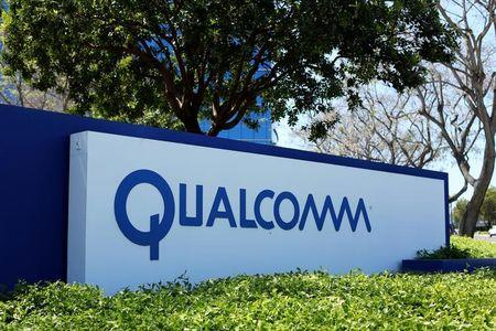 Qualcomm results beat help allay worries over Apple dispute