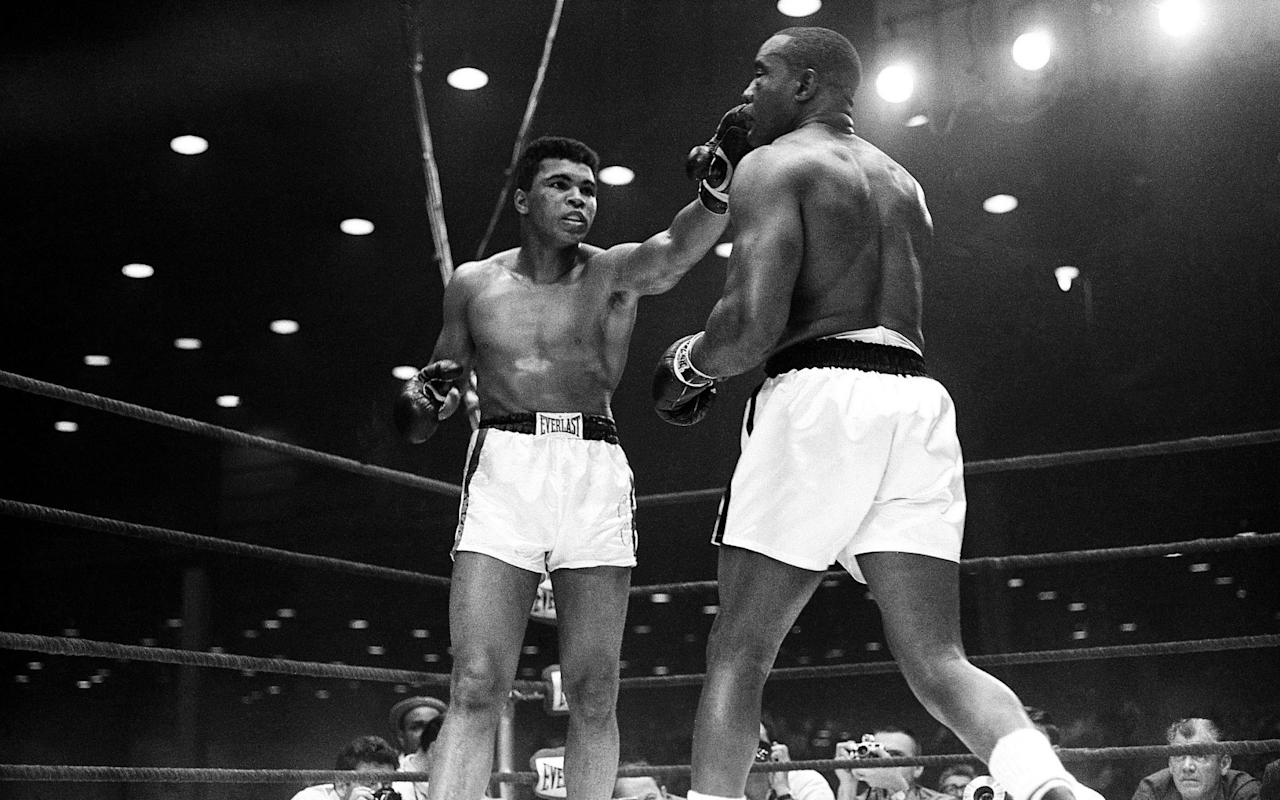 <p></p><p>At that point, Ali (then fighting as Cassius Clay) was 22 years old, relatively new on the professional boxing scene and had never even fought in a pro title bout. Liston, on the other hand, was an imposing figure and an accomplished champion fighter who came into the fight with a 35-1 record and a reputation for brutal knockouts. Liston gave up after the sixth round and thus the legend of Muhammad Ali was just beginning. </p><p></p>