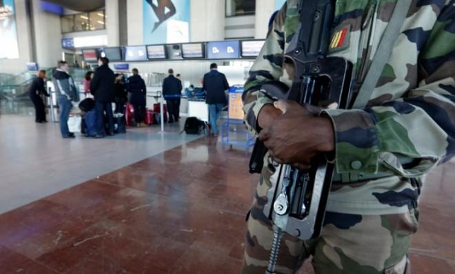 Nice Cote d'Azur airport in France: France has heightened security after al-Qaeda-linked Islamist rebels in Mali launched a counter-offensive on Jan. 14.