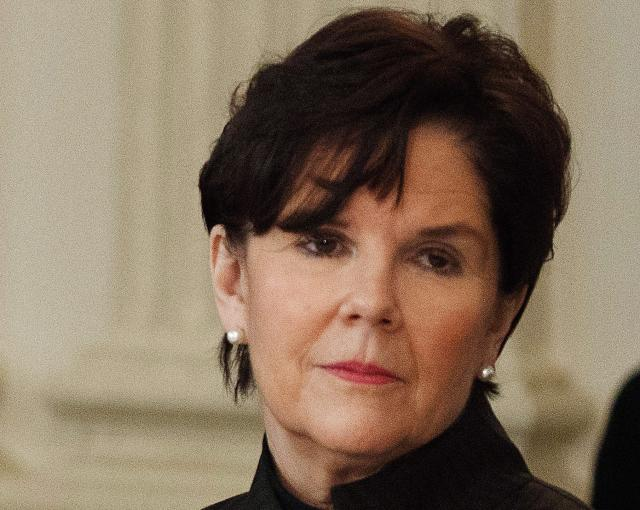 <p>No. 9: Phebe Novakovic, Chairman and CEO, General Dynamics<br>The global aerospace and defense company run by 59-year-old Novakovic is a third more valuable than it was a year ago, <em>Fortune</em> reports. Sales did decline in 2016, however, as government defense spending moved away from General Dynamics' specialty: boots-on-the-ground technology.<br>Company Financials (2016, or most recently completed fiscal year)<br>Revenues ($M) 31353<br>Profits ($M) 2955<br>Market Value as of 9/14/17 ($M) 59182.6<br>(Canadian Press) </p>