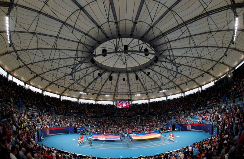 FILE PHOTO: ATP Cup