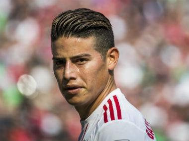 Having rebooted his stuttering career at Bayern Munich, James Rodriguez has the chance to show Real Madrid exactly what they are missing when the sides meet in their Champions League semi-final