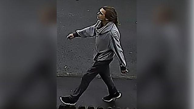 CCTV footage of John Rimmer's last ever movements and encounter with Ubaid on September 3, 2019 (Greater Manchester Police)