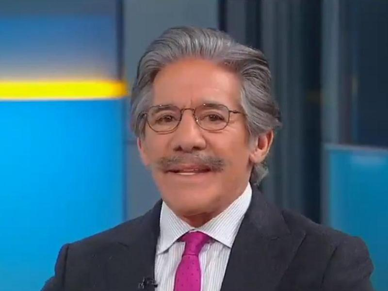 Geraldo Rivera has claimed Donald Trump is a 'civil rights leader' in an appearance on Fox & Friends: Fox News