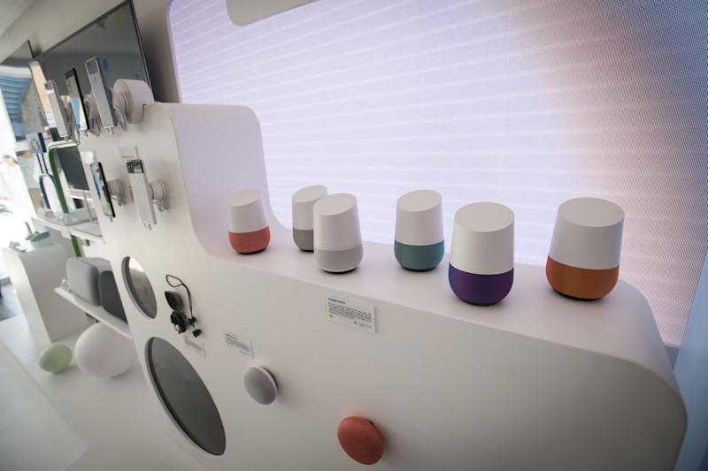 Apple, Google, Amazon Want One Language for Smart Home Devices