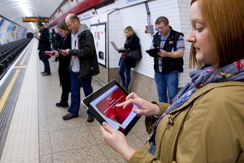 EE customers to get free Wi-Fi on London tubes from 2013, deal struck with Virgin Media?