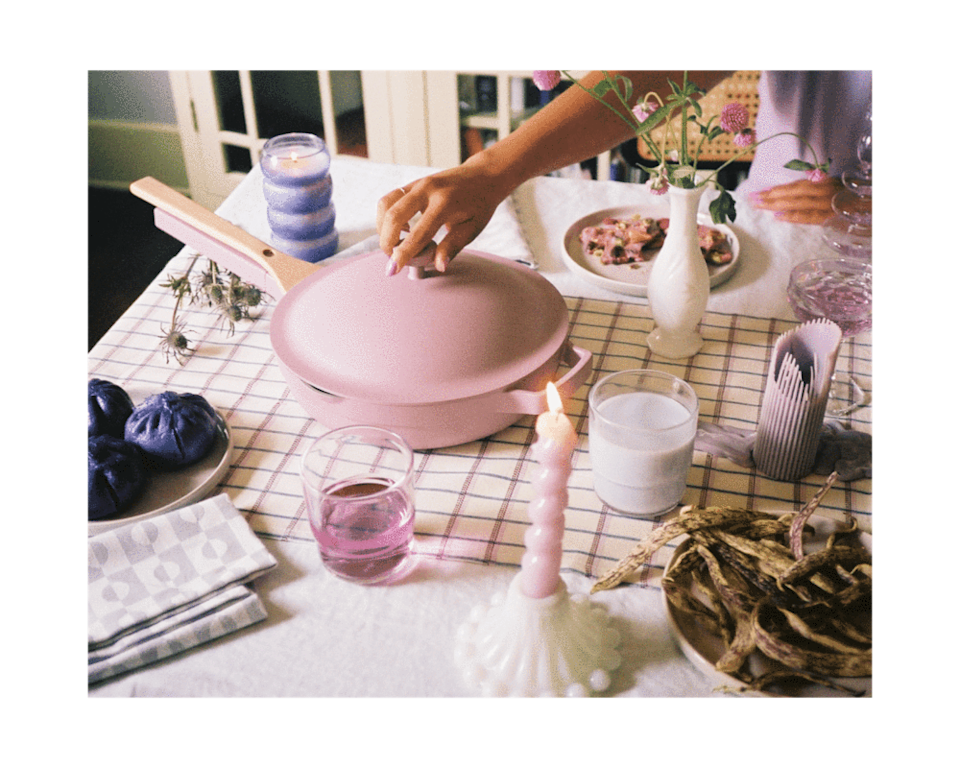 Always Pan by Our Place in Lavender (Image via Our Place)