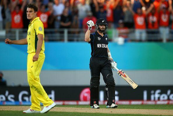 Australia v New Zealand - 2015 ICC Cricket World Cup