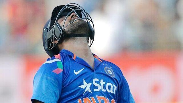 India lost their first series under Rohit Sharma captaincy