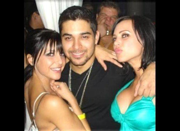 Celebrity photobombs are especially coveted by Jenkins, such as this one featuring 'That '70s Show' star Wilmer Valderrama, but she also wants ones where celebrities are doing the bombs. She says Michael Cera, Jake Gyllenhaal and Jack Black are famous photobombers.