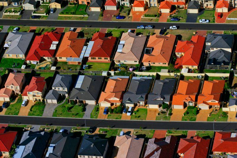 The best and worst performing property markets in the last 5 years. (Source: Getty)