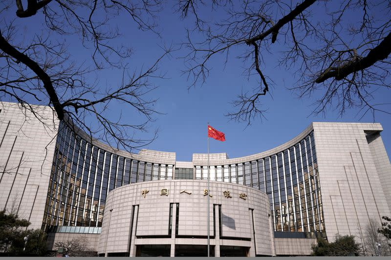 China central bank signals more policy measures to support virus-ravaged economy