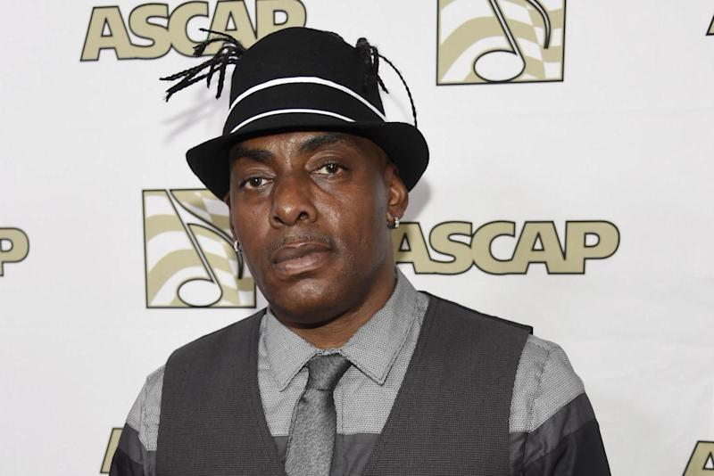 Coolio: Taking precautions: AP