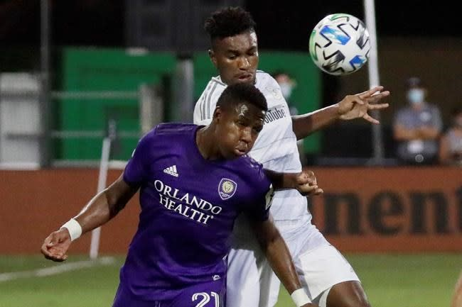 Orlando City uses shootout to oust LAFC in MLS tourney