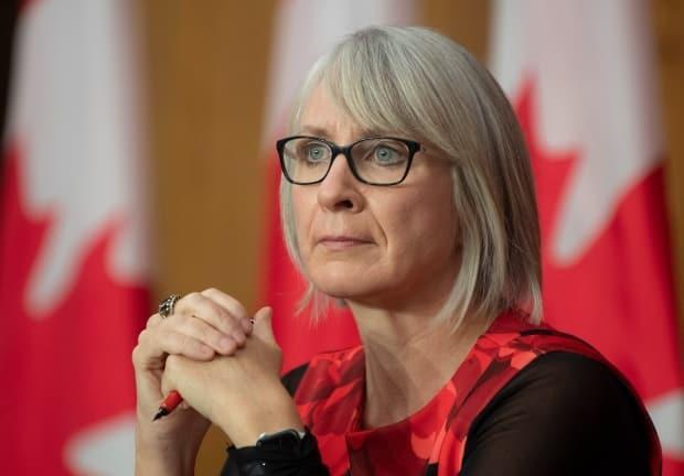 Health minister Patty Hajdu says the federal government can provide support to Saskatchewan to help deal with its COVID-19 surge, as the province continues to break case and hospitalization records.  (Adrian Wyld/The Canadian Press - image credit)