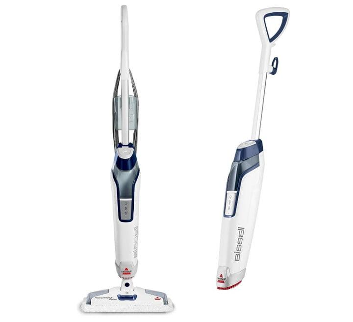 best steam cleaners bissell powerfresh deluxe mop