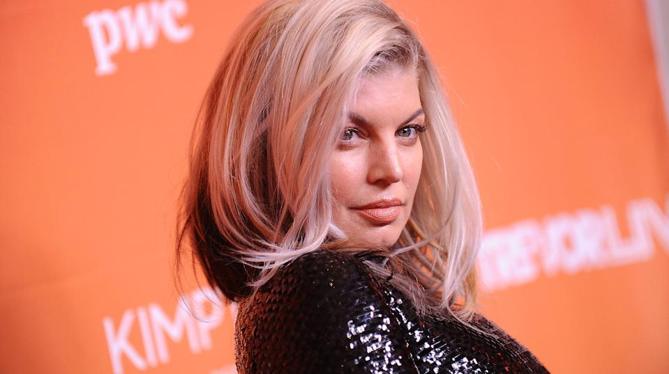 Fergie didn't spare the details in discussing her drug-filled past in her latest interview. (Credit REX)